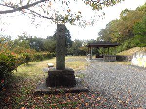 赤坂頓宮跡