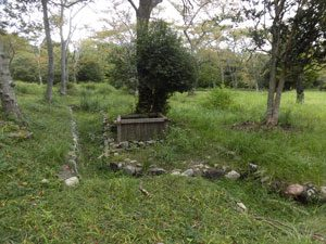 正法寺山荘(砦)