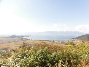 近江八幡山城