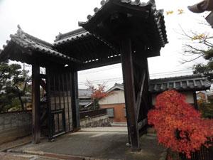 神戸城の大手門
