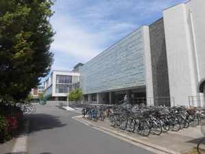 三重大学 図書館