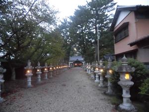 勝速日神社