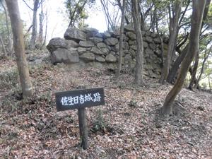 佐生日吉城