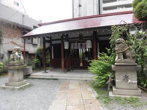生国魂神社・行宮
