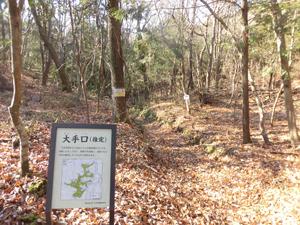 平井山ノ上付城