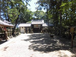 元岩清水八幡宮